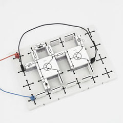 Elektronica bouwstenen, STE