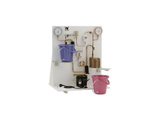 Warmtepomp en verbrandingsmotoren