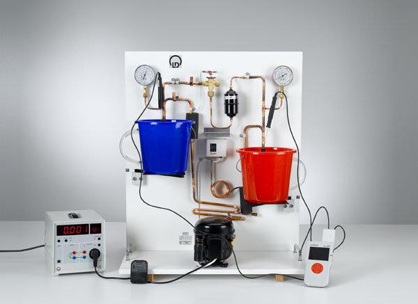 Warmtepomp-en-verbrandingsmotoren