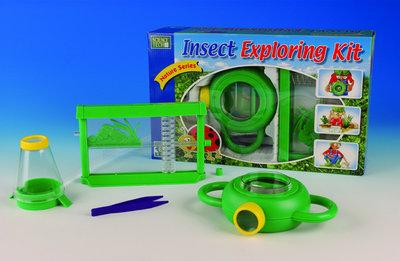 Insecten onderzoek set