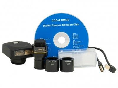 Camera, USB2.0, CMOS 1,3MP kit