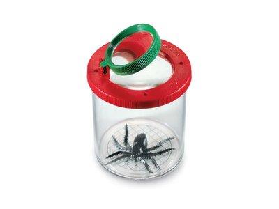 Insectenloep, drie secties