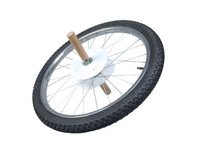 Gyroscoop, fietswiel