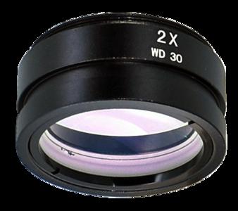Voorzetlens 2x voor Smartscope