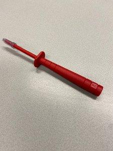Testpen rood 140 mm